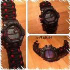 550 Paracord custom WatchBand Replacement FOR all Casio