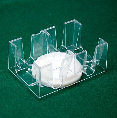 6 Deck Rotating Card Tray by Brybelly