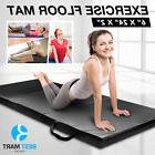 "6'x24""X2"" Gymnastics Mat Thick Folding Panel Gym Fitness"