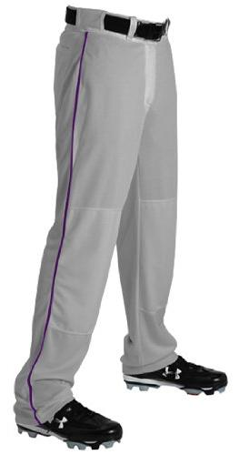 Alleson Youth Baseball Pant W/Braid