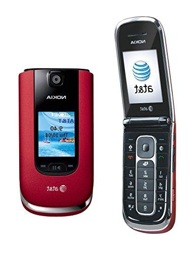Nokia 6350 Unlocked GSM Flip Phone with Second External TFT