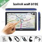 "XGODY 886 7"" 256MB 8GB GPS Truck Car GPS Navigation Lorry"