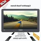 XGODY 7'' Inch FREE Map Capacitive Touchscreen Car&truck GPS