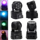 New 7 LED RGB DJ Club Disco Party DMX512 Moving Head Light