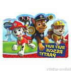 8 Paw Patrol Puppy Pets Birthday Party Invite Invitations