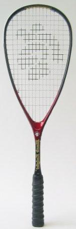Black Knight 8110 Super Lite Squash Racquet