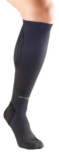 McDavid 8832 10K Runner Socks, Black