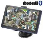 Xgody 886BT 7 Capacitive Touchscreen Bluetooth Car Truck GPS