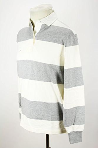 Tommy Hilfiger Mens Casual Shirt Size S US Regular Striped