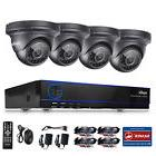 SANNCE 8CH AHD DVR 1080P Outdoor Indoor CCTV Security Camera