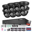 ANNKE 8CH 720P HD DVR 1800TVL IR Night Vision Outdoor