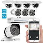 Zmodo 8CH Smart PoE Surveillance Camera System 4 x720P