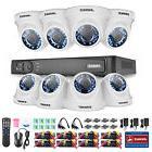 ANNKE 8CH 1080P HD TVI DVR 8x 2000TVL Smart Playback Home