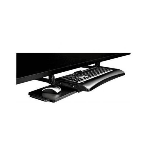 Fellowes 9140303 Office Suites Keyboard Drawer Black/Silver