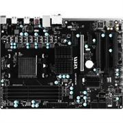 970A-G43 PLUS Desktop Motherboard - AMD 970 Chipset - Socket