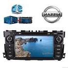 "FOR NISSAN Altima  8"" 2Din Car DVD Player GPS Navigation IN"