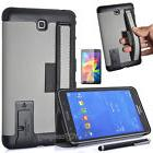 "For Samsung Galaxy Tab 4 7.0"" 7 inch Tablet Slim Leather"