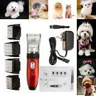 Low-noise Electric Animal Pet Dog Cat Hair Trimmer Shaver