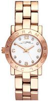 Marc by Marc Jacobs 'Small Amy' Crystal Bracelet Watch, 26mm