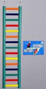 Prevue-Hendryx Bird Wood Ladder 15 Rung 24 inch