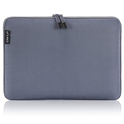 Runetz - GRAY Soft Sleeve Case Cover for Newest MacBook 12-