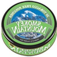 Smokey Mountain Snuff - Tobacco & Nicotine Free -