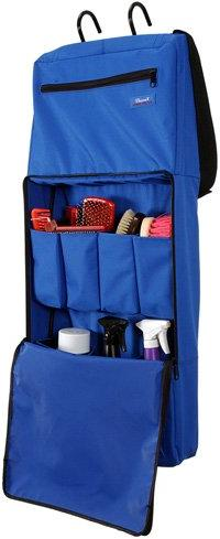 Tough-1 Portable Grooming Organizer Purple