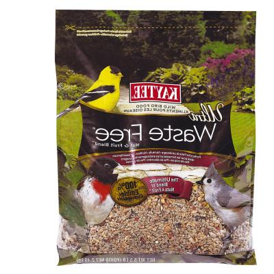 Kaytee® Waste Free Nuts and Fruit Blend Wild Bird Food