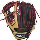 "New! Wilson A2000 DP15 Dustin Pedroia 11.5"" SuperSkin Pro"