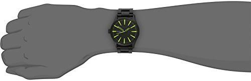 Nixon Men's A3561256 Sentry SS Watch