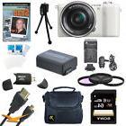 Sony a5100 Mirrorless Camera w/ 16-50mm lens + Wifi w/64GB