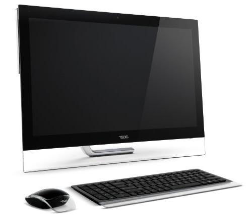 Acer Aspire A7600U-UR24 27-Inch All-in-One Touchscreen