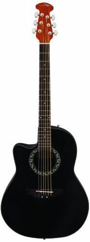 Ovation AB24A-5 Acoustic Guitar, Applause Balladeer Cutaway