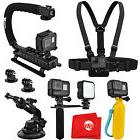 Accessory Bundle for GoPro HERO5 Black / Session 4K Action