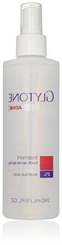 Glytone Acne Treatment Spray , 8-Ounce Package