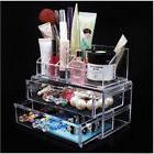 Acrylic Cosmetic Organizer Drawer Makeup Case Storage