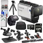 Sony Action Cam HDR-AS300 HD Video Camera Camcorder & RM-