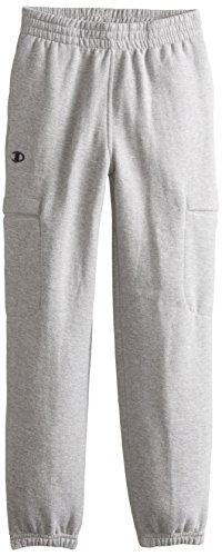 Champion Big Boys' Active Jogger Pant, Oxford Heather,