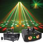 American DJ ADJ Galaxian Gem IR Dual RGBW Moonflower/Laser
