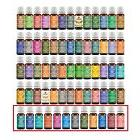 Advanced Aromatherapy Essential Oil Set 64 - 10 ml. Bottles