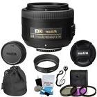 Nikon AF-S Nikkor 35mm f/1.8G DX Lens for Nikon DSLR Cameras