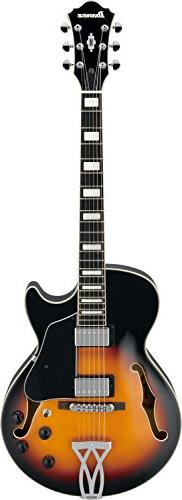 Ibanez AG75BS Artcore Hollowbody Electric Guitar, Brown