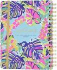 Lilly Pulitzer Large 17 Month 2016-2017 Agenda, Exotic Garden