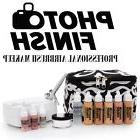 Photo Finish Professional Airbrush Makeup System,kit /Fair