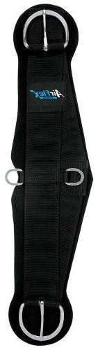 Weaver Leather AirFlex Roper Cinch, 30-Inch, Black