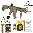 Lancer Tactical Airsoft M4 MK18 MOD-0 CQB Automatic Electric
