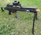 Airsoft Spring Sniper Rifle G36C Style with Metal Laser,