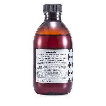 Davines Alchemic Tobacco Shampoo, 8.45 Ounce