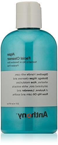 Anthony Algae Facial Cleanser, 8 fl. oz