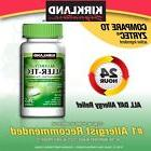 Aller-Tec Allergy 10 mg Cetirizine HCI Antihistamine Generic